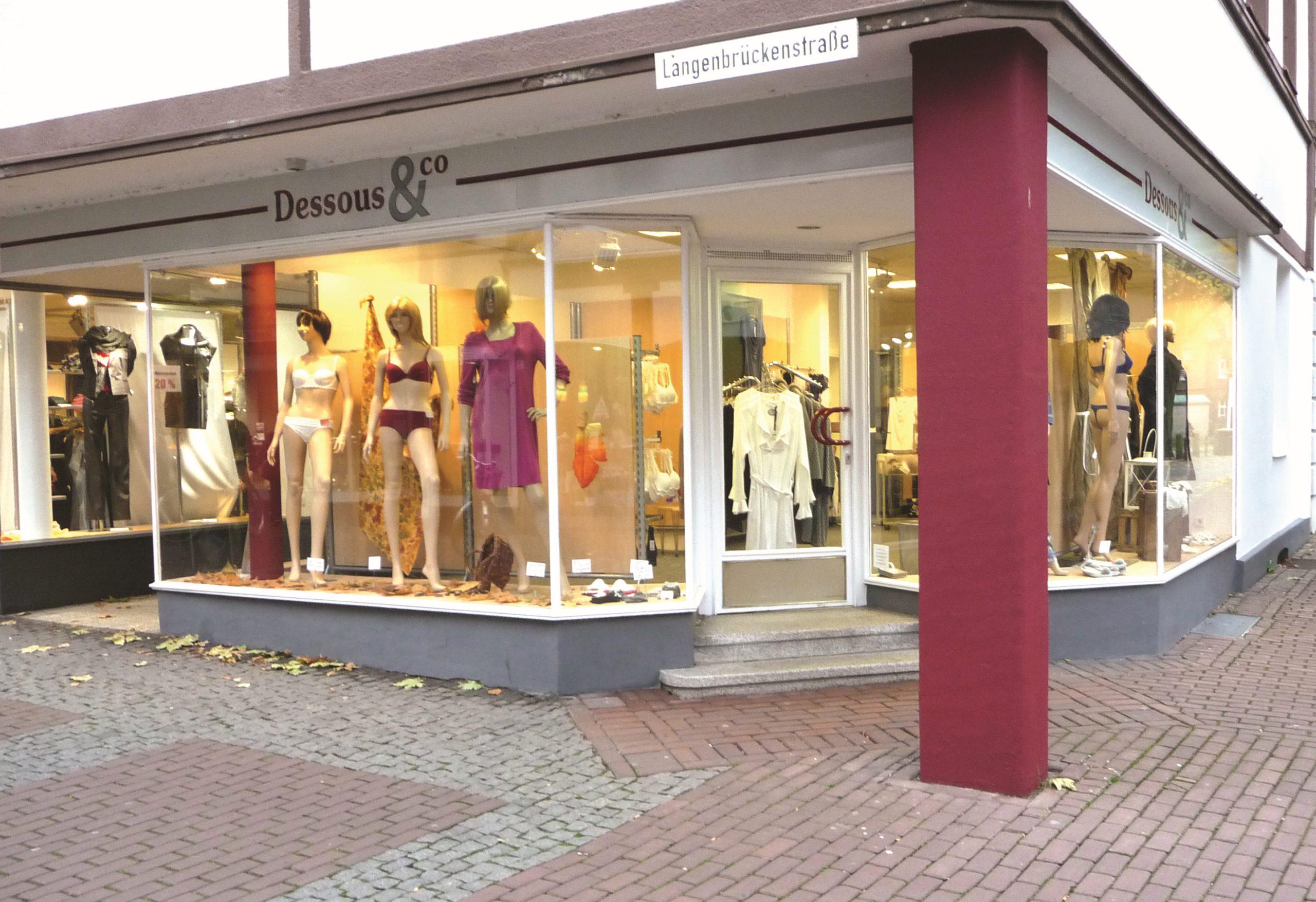 Ladenlokal Lüdinghausen